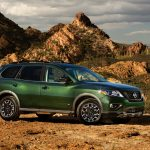 2020 Nissan Pathfinder Rock Creek Edition – Rugged Style for Family Life